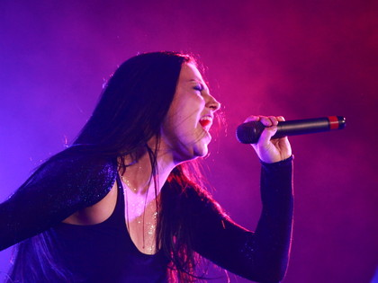 alle augen auf amy lee - Fotos: Evanescence live bei Rock am Ring 2012