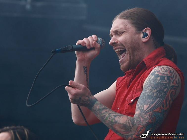 Shinedown (live bei Rock am Ring 2012-Samstag)