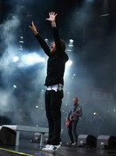 ROCK AM RING 2012: Fotos von Dick Brave, Donots, Mia, The Offspring u.a.