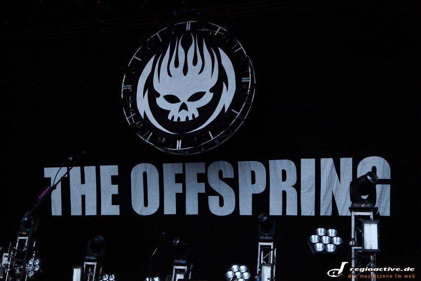 The Offspring (live bei Rock am Ring 2012-Sonntag)